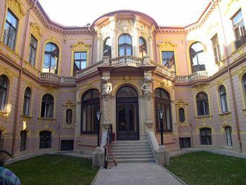 Egyetemi épület