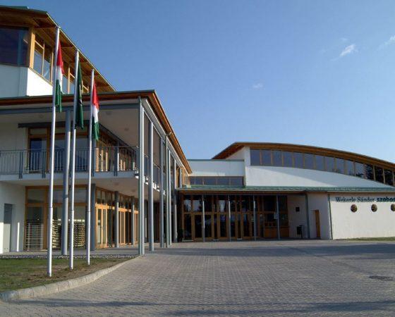 Sportközpont